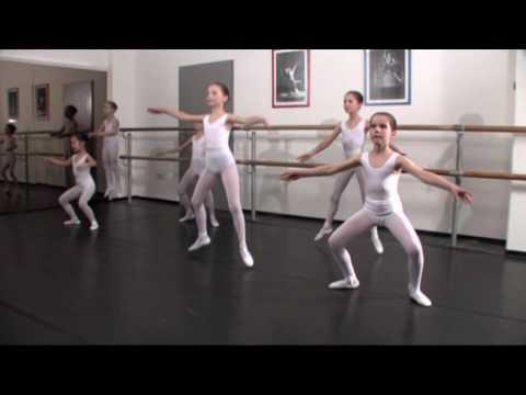 Ballettmusik und Übungen für kleine Ballerinas - Ballet Music for Kids