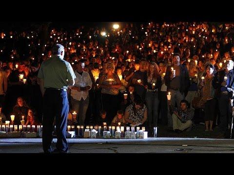 ΗΠΑ: Θρήνος και οργή για το μακελειό στο Όρεγκον