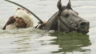 Переправа коней ( Оригинал ) Республика Алтай