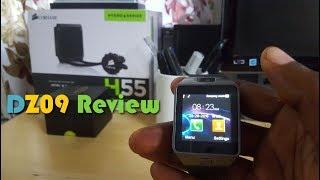 DZ09 Smartwatch Review