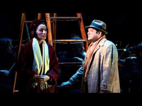 Donde Lieta from La Boheme, Academy of Music Northampton MA 2016