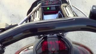 Suzuki M109R RoadGlide fairing conversion - VidInfo