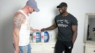 Tuesday Talks #13: The best Whey Isolate Protein Powder...EVER!! Dymatize ISO100