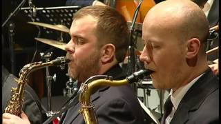 Latvian Radio Big Band ft  Raimonds Pauls   Orkestranti