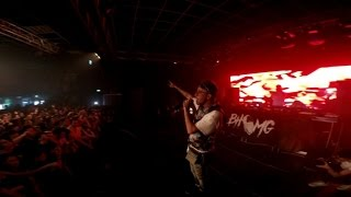 "SFERA EBBASTA   ""BRNBQ"" Live @ Campus Industry Music, Parma"