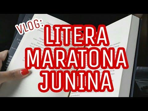 VLOG: LITERAMARATONA JUNINA (PARTE 1) | Livraneios