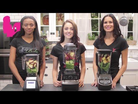 Video BLENDTEC vs VITAMIX vs NINJA - Dr. Oz Green Juice Test