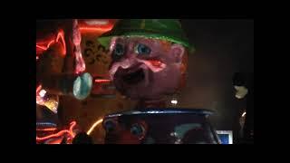 preview picture of video 'Twentse Lichtparade 2012 trekt honderden naar carnaval Hengelo voor verlichte optocht'
