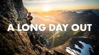 A long day out w/ Kilian Jornet | Salomon TV