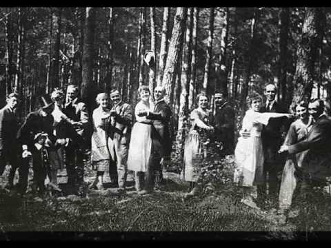 Old Polish Blues: Faliszewski - Gdy w Ogrodzie Botanicznym... 1929