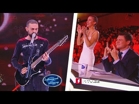 თორნიკე ყიფიანი / Tornike Kipiani - Rock`N`Roll Queen - საქართველოს ვარსკვლავი 2019 mp3 yukle - mp3.DINAMIK.az