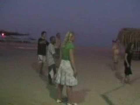 Strandvolleyballen, Marsa Alam Egypte 2007