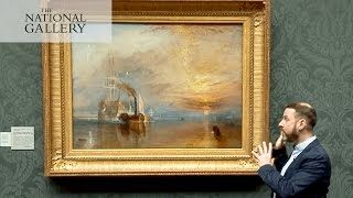The National Gallery: J.M.W. Turner's paintings