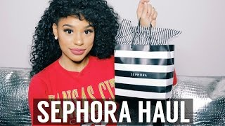 MY FIRST SEPHORA HAUL | CHIT CHAT | NOT HAPPY WITH YOUTUBE