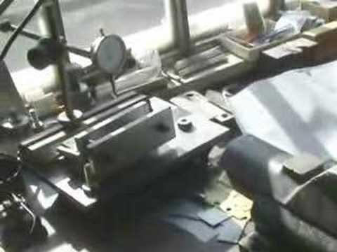 Presentazione Video Lavorazioni metalliche