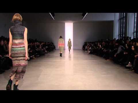 Calvin Klein Collection Women's Fall 2014 Runway Show - презентация одежды Calvin Klein