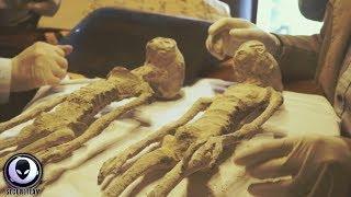 """Shocking"" DNA Of Alien Mummy Revealed 9/29/17 | Kholo.pk"