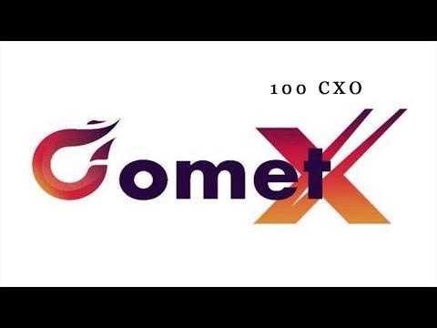 Ganhe 1,000 CXO tokens Deflacionários Grátis no Airdrop CometX ... Já Pagou !!