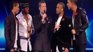 JLS - Love You More - X Factor Results Show.