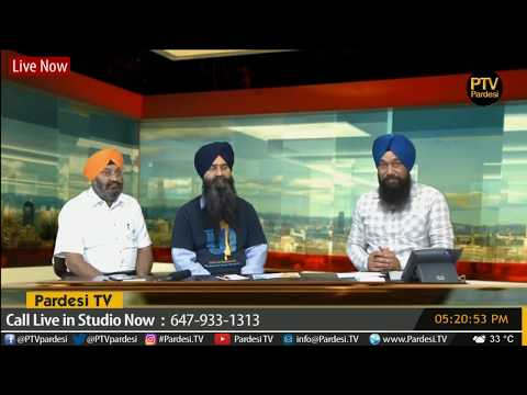 United Sikhs Team on Pardesi TV