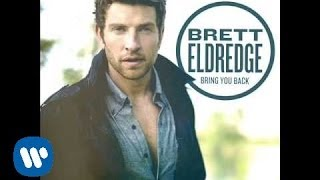 """Brett Eldredge - """"Go On Without Me"""" [Official Audio]"""