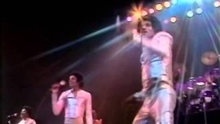 The Jacksons Blame It on the Boogie en London Destiny Tour 1979 [HD]