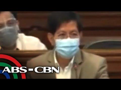 [ABS-CBN]  Senate investigates alleged corruption in PhilHealth (Part 3)