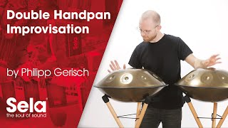 Double Handpan Short Improvisation
