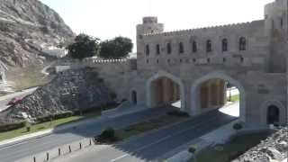 preview picture of video 'Muscat, Oman - Muscat Gate Museum HD (2013)'
