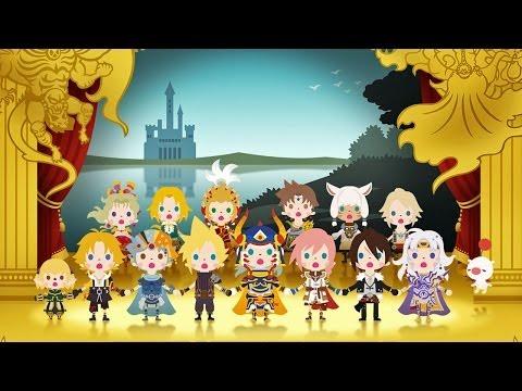 Видео № 0 из игры Theatrhythm Final Fantasy [3DS]