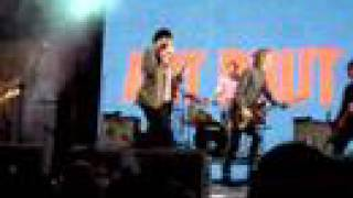 Art Brut - bang bang rock'n'roll - live Riddarholmen