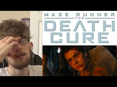 Maze Runner the Death Cure Reaction Highlights