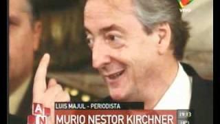 Luis Majul Analisis Sobre La Muerte De Néstor Kirchner