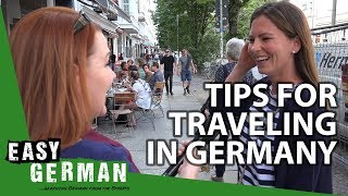Where to go to in Germany? | Easy German 253