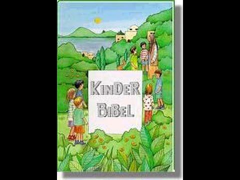 Personalisierte Kinderbibel zur Taufe und Erstkommunion - Taufbibel mit Namen - Geschenkidee