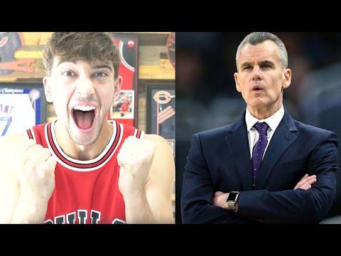 Chicago Bulls Hire Billy Donovan as Head Coach – BULLS FAN REACTS!