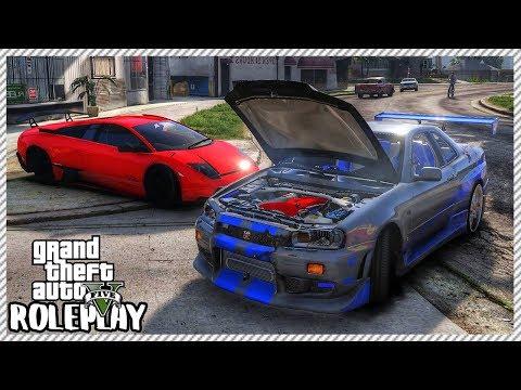 Download Gta 5 Roleplay Epic Lamborghini Go Kart Redlinerp 346 3gp