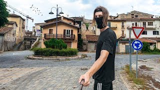 Journey Through Modern-Day Ghost Town of Italy   Part 1