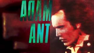 Desperate But Not Serious by Adam Ant REMASTERED