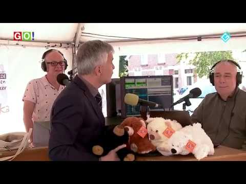 RTV Westerwolde in actie voor ondersteuning kinderen met kanker. - RTV GO! Omroep Gemeente Oldambt