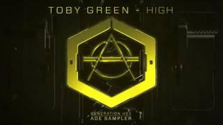 Toby Green   High (Original Mix)
