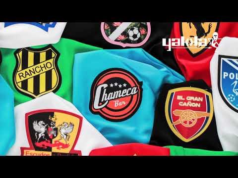 607dff9462f5c pack 11 camisetas futbol numeradas yakka entrega inmediata. Cargando zoom.