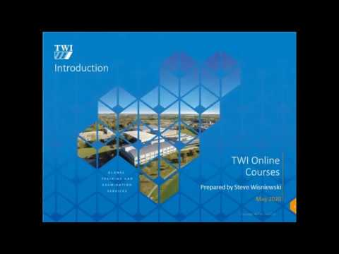 Webinar: NDT and Welding Inspection eLearning Solutions from ...