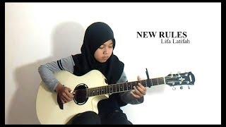 Dua Lipa - New Rules - Lifa Latifah