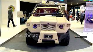 Азербайджан увеличил экспорт военной продукции