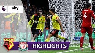 ▶▶ Die Tore und Highlights aller Premier-League-Spiele 2019/20: https://zly.de/sky/De-EPL1920  Viel Spaß mit den Highlights des Spiels FC Watford gegen FC Liverpool am 28. Spieltag der Premier League 2019/20 auf Sky Sport HD!  Tore: 1:0 Ismaila Sarr (54.), 2:0 Ismaila Sarr (60.), 3:0 Troy Deeney (72.)  ▶▶ Aktuelle Sport-News & Videos jetzt auf: https://sport.sky.de/  Kostenlos unseren YouTube-Kanal abonnieren: https://zly.de/sky/YTsub Facebook - Sky Sport DE: https://zly.de/sky/facebook Facebook - Sky Sport News HD: https://zly.de/sky/facebookSSNHD Twitter - Dein Sky Sport: https://zly.de/sky/twitter Sky abonnieren: https://zly.de/sky/TVabo