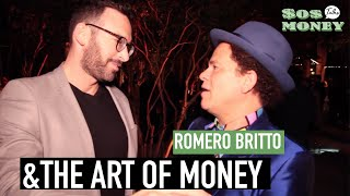 Talking Money With Romero Britto - The Art Of Business Art Basel Edition
