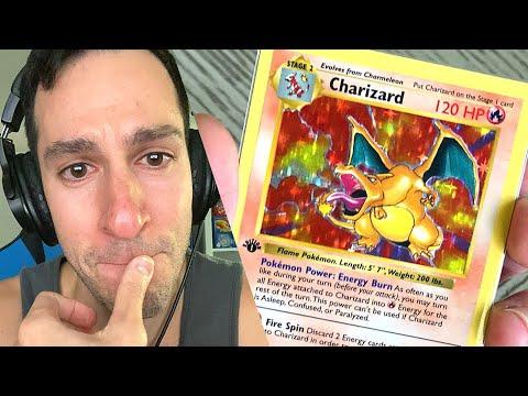 I Found My Lost $55,000 Charizard Pokémon Card