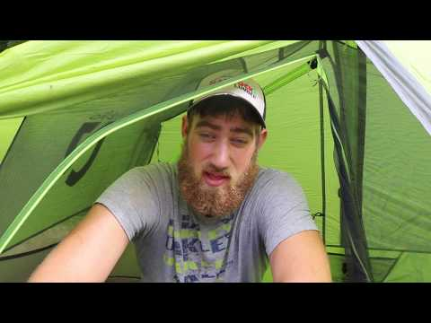 Nemo Hornet 2 Person Tent Review From the Appalachian Trail (Best Tent Ever!)