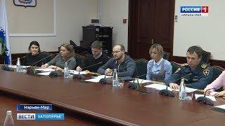 Выбран новый состав молодежной палаты при Собрани депутатов НАО